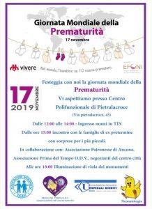 17-11-2019 giornata mondiale della prematurità