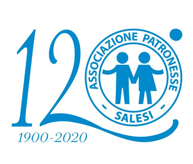 1900-2020 120° Anniversario Patronesse-Salesi
